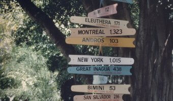 Confusing Signposts