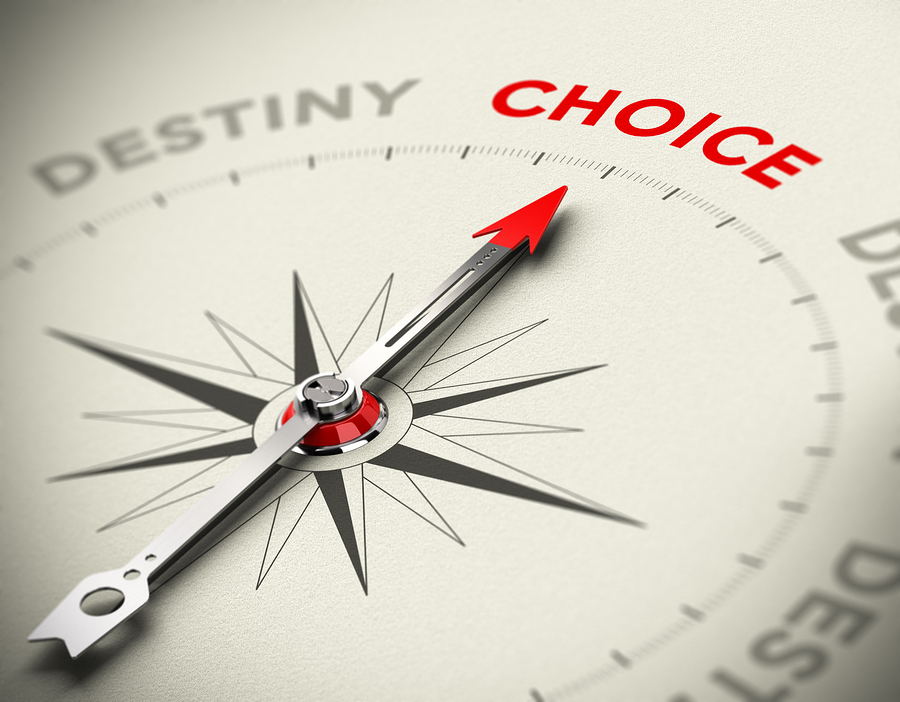 Post image for Decisions, Decisions: 5 Mindsets toward Making Your Best Choice