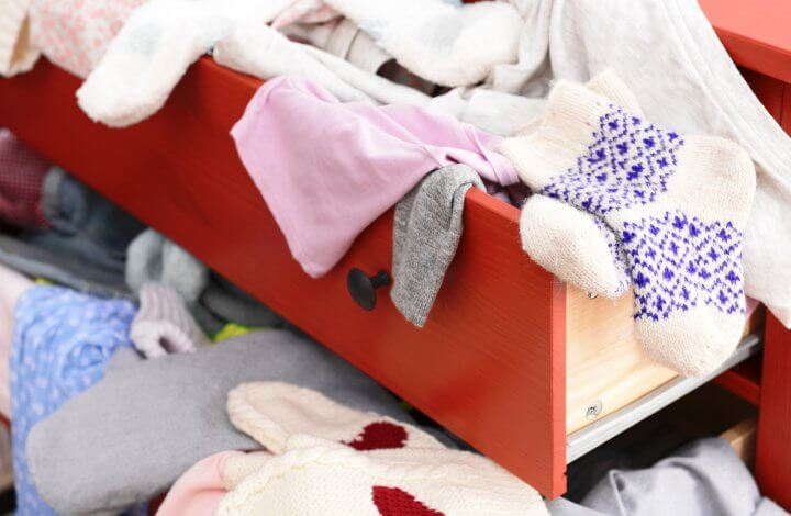 Tips Organize Childs Room