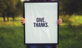 "How To Keep the ""Thanks"" and the ""Giving"" in Thanksgiving"